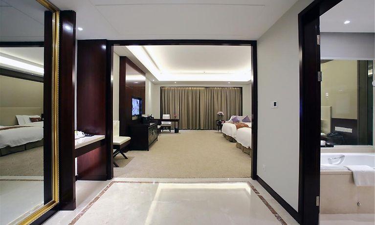 Blue Horizon International Hotel Yi He Linyi - Book Hotel Online